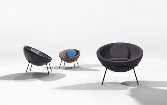 Arper Bardi Bowl Chair 5